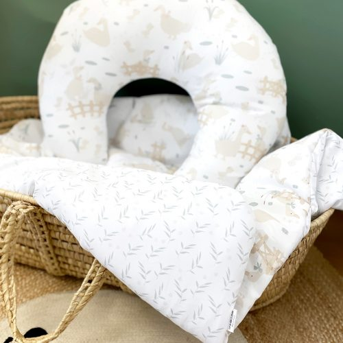 poduszka do karmienia gaski